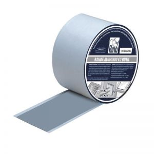 RINO Aluminum sealing tape with butyl 1,1mmx50mmx10m