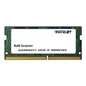 Laptop memory Patriot 4 GB DDR4, 2400 MHz