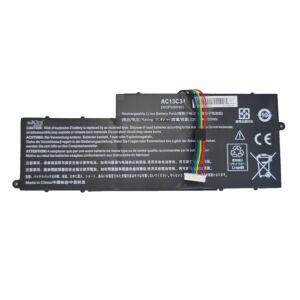 Laptop battery for  Acer Aspire E3-111 E3-112 E3-112M ES1-111 ES1-111M V5-122P V5-132P AC13C34