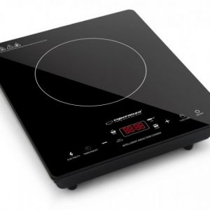 Esperanza Vesuvius EKH006 2000W induction hob, with digital screen and touch control