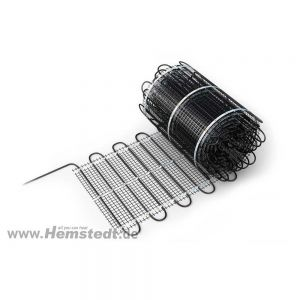 Electric underfloor heating mat for 15 sqm