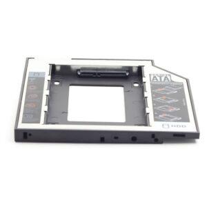 Adapter HDD Caddy Gembird HDD/SSD, 12.7 mm MF-95-02