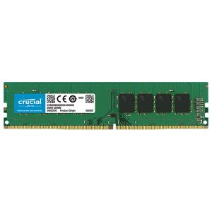 Memory PC CRUCIAL 4GB DDR4, 2400MHz, CL17, CT4G4DFS824A