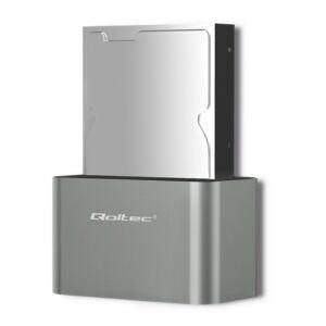 Qoltec Docking station HDD/SSD