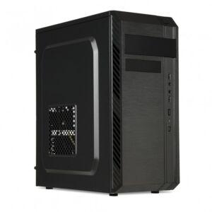 Case PC Midi ATX Tower, iBox Vesta S320, black