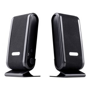 Speakers PC Tracer Quanto, 2.0, 5W RMS, USB, Black