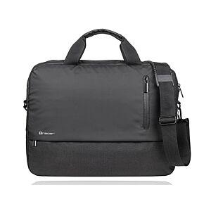 """Laptop bag slim 15.6"""" , Black, Tracer"""