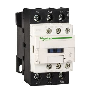 Contactor TeSys D 3P 25A lc1d25p5