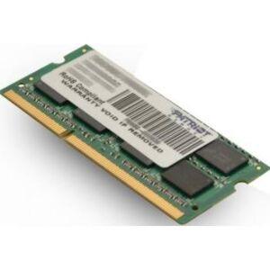 Laptop memory Patriot Signature Line 4GB DDR3 1333MHz CL9 PSD34G13332S