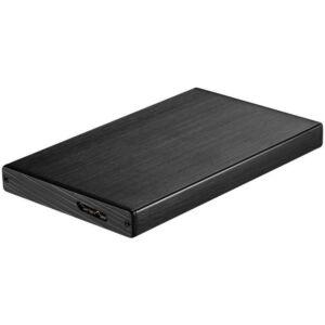 Rack Natec HDD / SSD external enclosure RHINO GO for 2.5 '' SATA - USB 3.0, Aluminum