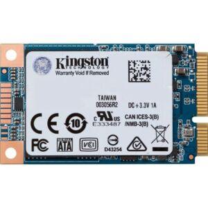 Kingston SSD UV500MS, 120 GB, SATA III, mSATA