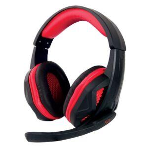Gaming headset  Arrow, rosu - Esperanza