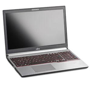 Laptop Fujitsu LifeBook E754 processor Intel Core i5-4210M, 2.60 GHz, 8 GB DDR3, 256 GB SSD