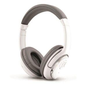 Headset Stereo Bluetooth 3.0 microphone diametru 40 mm, white, Esperanza