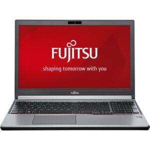 Laptop Fujitsu LifeBook E756 processor Intel Core i5-6200U, 2.30 GHz, 8 GB DDR4, 256 GB SSD