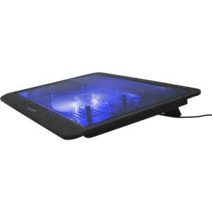 """Cooler laptop Gembird, 15"""", Negru"""