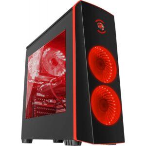Gaming Case Genesis Titan 700 Red