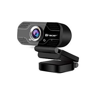 Webcam Tracer FHD WEB007 1920 x 1080p USB 2.0
